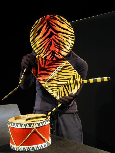 tigre foto Su Stathopoulos
